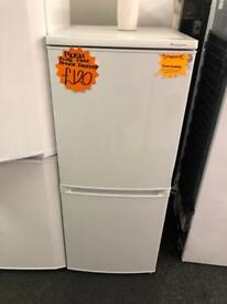 BUSH SMALL FROST FREE FRIDGE FREEZER