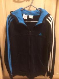 Adidas Zip Hoodie 13-14 years