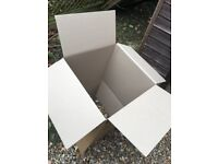 Cardboard house removal boxes - 70