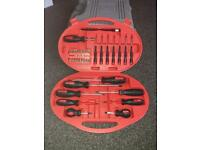 Brand new screwdriver set