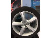 "Genuine Refurbished 20"" Audi Q7 Alloys & Tyres"