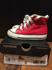 Converse Infants Size UK 5
