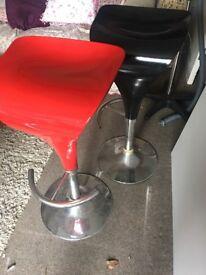 X2 bar stools