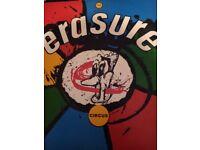 Erasure LPs
