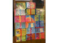 17 x Kids books Ronald Dahl and Jeanne Wills