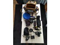 Nikon D7000 & accessories