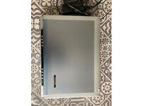 Clevo laptop with 17 inches LCD_ Good condition_many XP era Games_DukeNuken Doom Quake