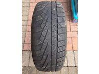 Pirelli winter tyre 205 x 55 x 16 winter tyre