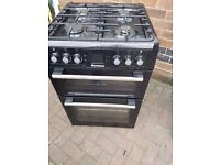 Gas cooker 60 cm Bloomberg
