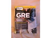 """GRE Princeton """"Cracking the GRE"""""""