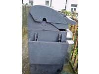 Jamie Oliver Gas BBQ Black with additional gas fire (used)