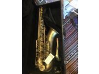 Tenor Saxophone Antigua antique finish