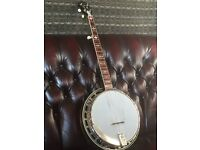 2001 Huber Lexington 5-String Banjo