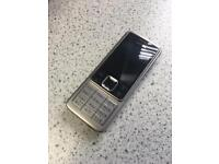 GENUINE NOKIA 6300 EXCELLENT CONDITION