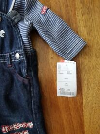 0-3 Months Baby Boys Outfit NEW