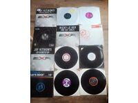 "12x 12"" techno ,trance, hardhouse, d&b vinyl"