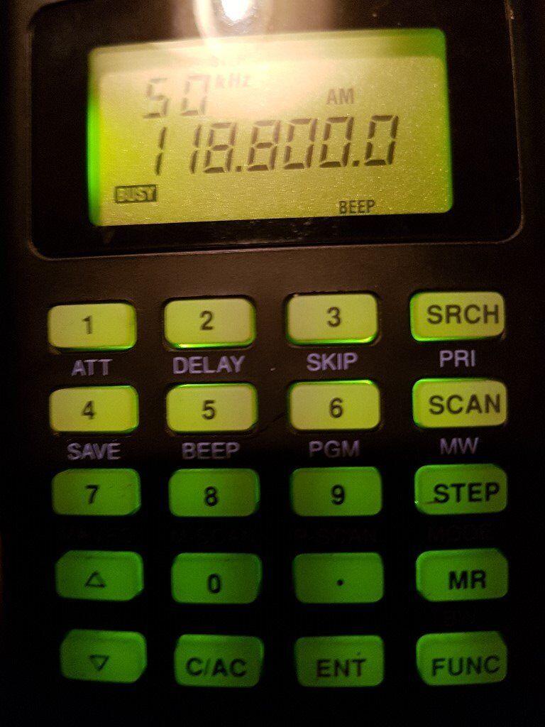 Radio Scanner Yupiteru Mvt