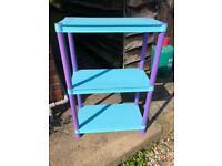 Shelf unit x2