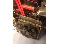 Renault Clio sport 172 182 radiator