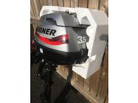 MARINER OUTBOARD MOTOR. 4-STROKE 3.5 h.p.