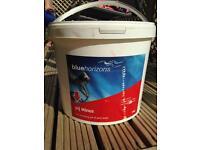 Swimming pool hot tub chemicals