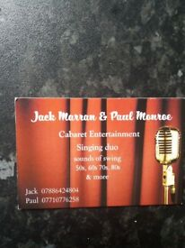 Marran & Monroe - Entertainment Singing Duo available for all types of celebrations!!