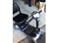 Freerider Mini Ranger mobility scooter - with new High-capacity Batteries