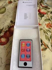 iPod nano 7th gen 16GB slate grey *Latest Edition*