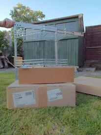 Set Base 45 degree R/H Kitchen unit pull out - brand new and boxed - plus many more Kitchen items