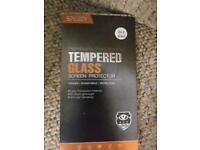 TEMPERED GLASS SCREEN PROTECTOR IPHONE 5 ,6, 7, 8, X ANY MODEL AND SAMSUNG, SONY, HUAWEI ALL MODELS