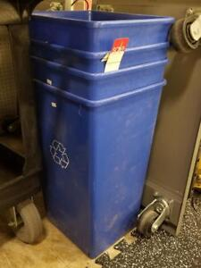 22 Gallon High Volume Recycling Containers - 4 Available - Only $39!