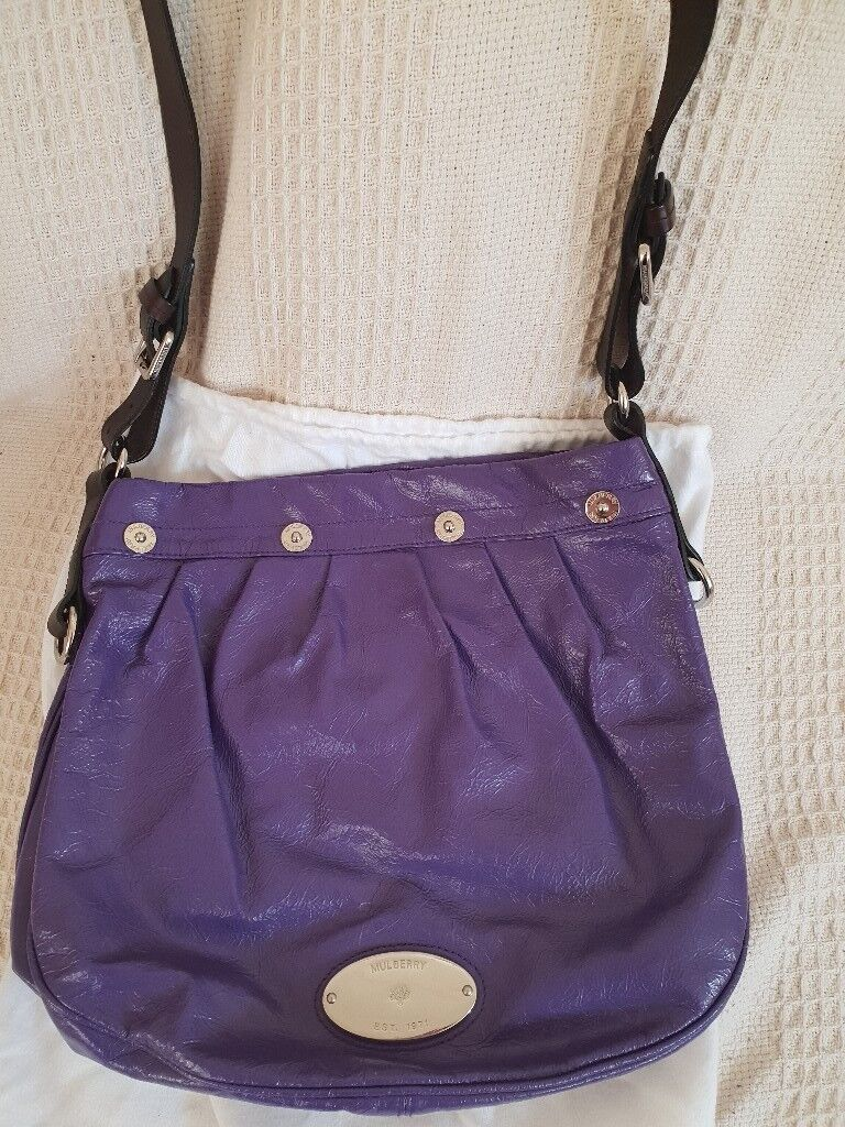 Mulberry Mitzy Hobo Bag