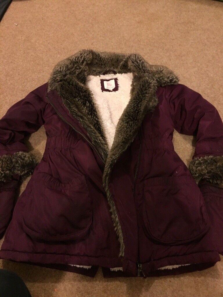 43d6998d4eb1 Girls winter jacket 3-4 years