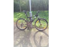 Mountain Bike - GT iDrive 5.0 full suspension MTB