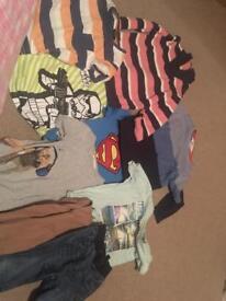 Boys clothes bundle aged 4-6