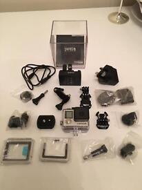 GoPro HERO 4 Silver - As New