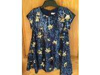 John Lewis party dress age 4 - as new condition