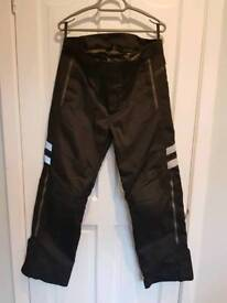 Revit textile motorbike over trousers