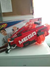 NERF GUN ( MEGA MASTODON )