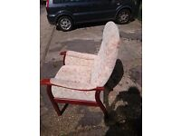 Parker Knoll Vintage Easy Chair