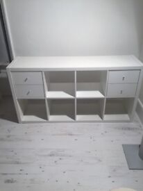 IKEA Shelving unit KALLAX White