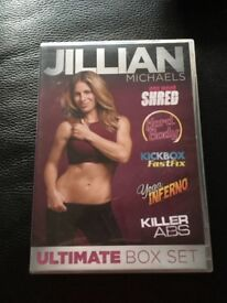 Jillian Michaels Ultimate Box Set