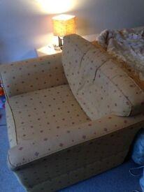 beautiful large armchair £25