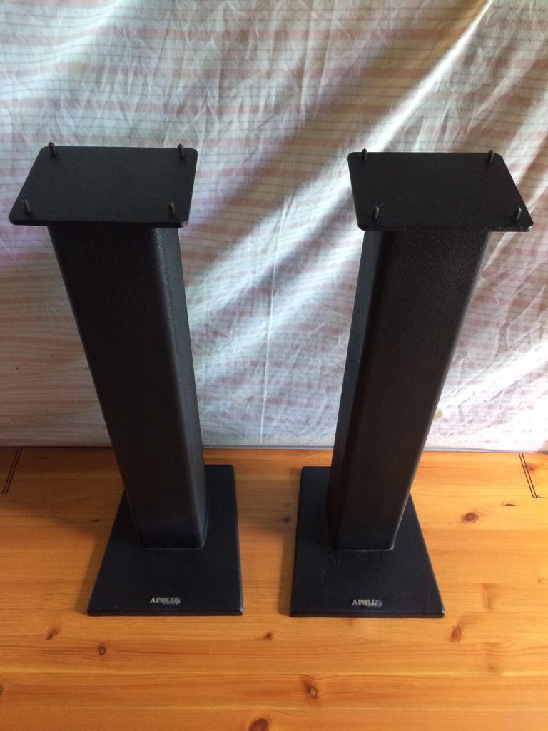 Apollo speaker stands