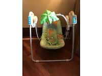 Fisher Price Jungle Swing