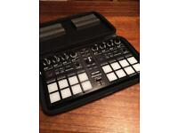 Pioneer DDJ-SP1 with case