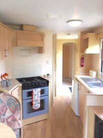 BARGAIN STARTER HOLIDAY HOME STATIC CARAVAN 3 BEDROOMS SOUTHEND STEEPLE CLACTON ST LAWRENCE BAY