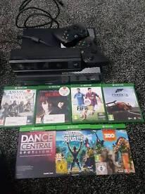 Xbox one Kinect 500 gb
