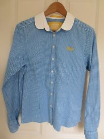 Womens Superdry Shirt Size Large