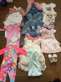 Helpful 12 To 18 Months Girls Bundle 10 Items Bundles